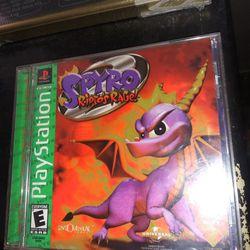 Spyro Riptars Rage Ps1 Thumbnail