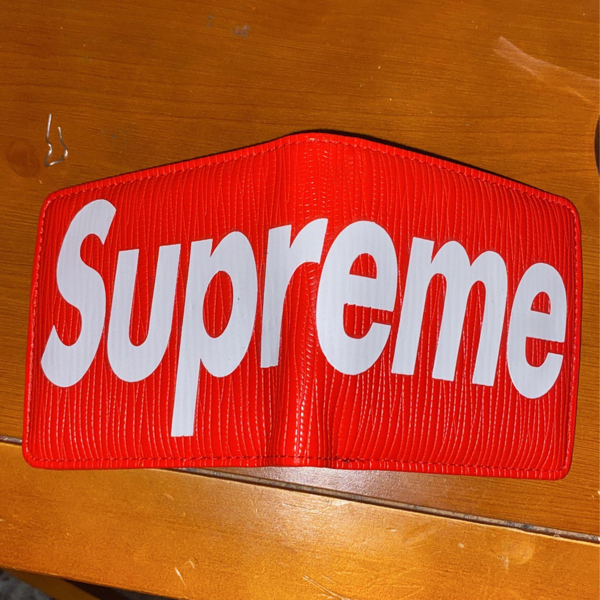 Supreme Wallet For Sale