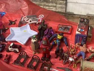 Old Toys Thumbnail