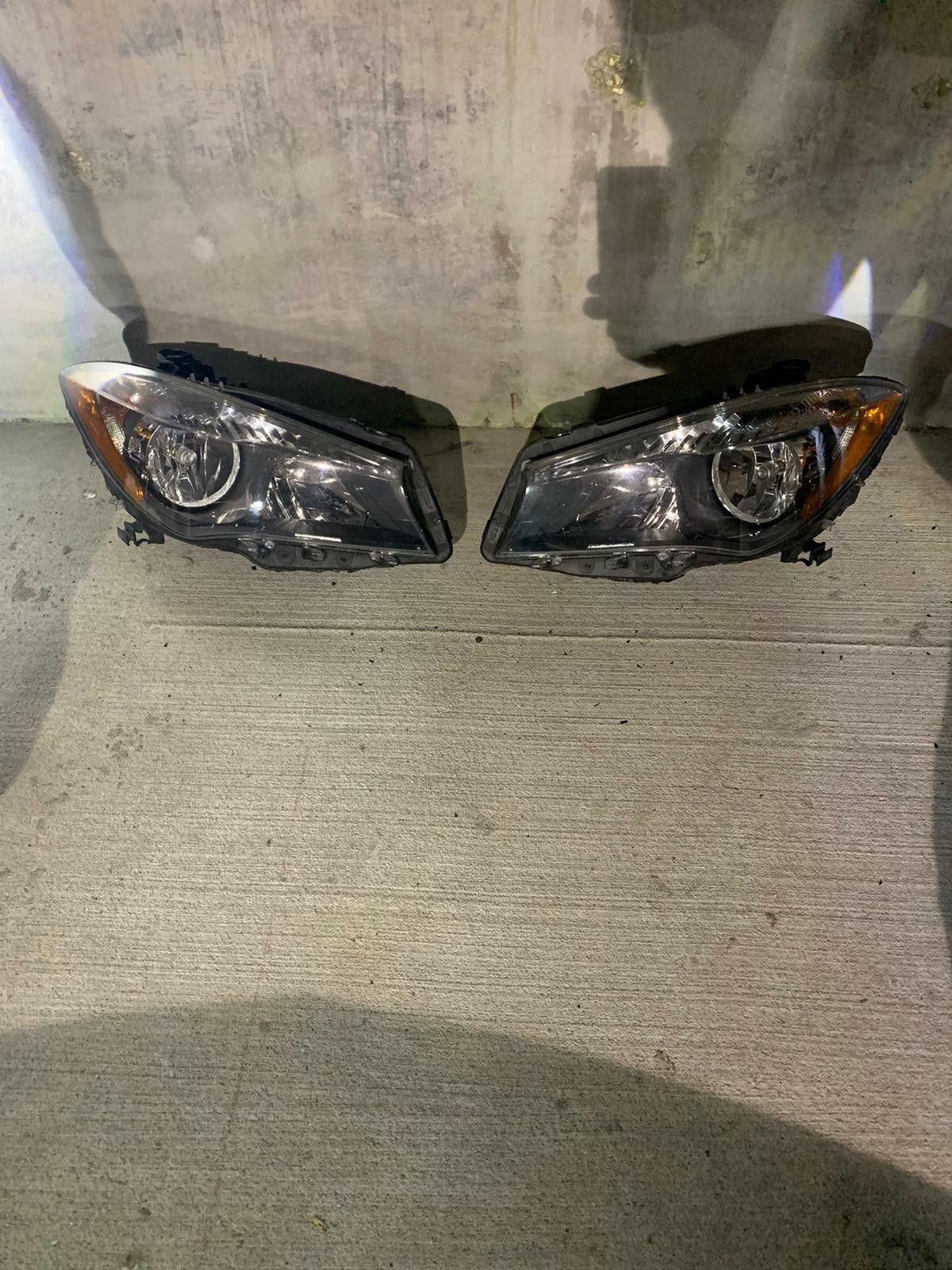 Genuine (OEM) ...Mercedes-Benz CLA 250 headlights