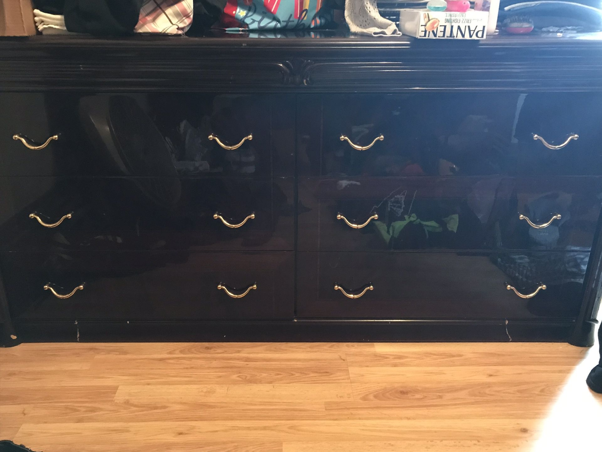 Dresser and night stands