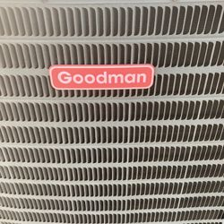 Goodman 4ton AC, Condenser, air handler and I'll throw in a thermostat. Thumbnail