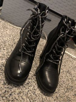 Boots with chunky heel from Aldo. Thumbnail