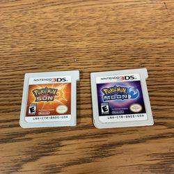 Pokemon Sun & Moon Nintendo 3ds Thumbnail