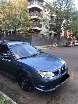 2007 Subaru Impreza Thumbnail