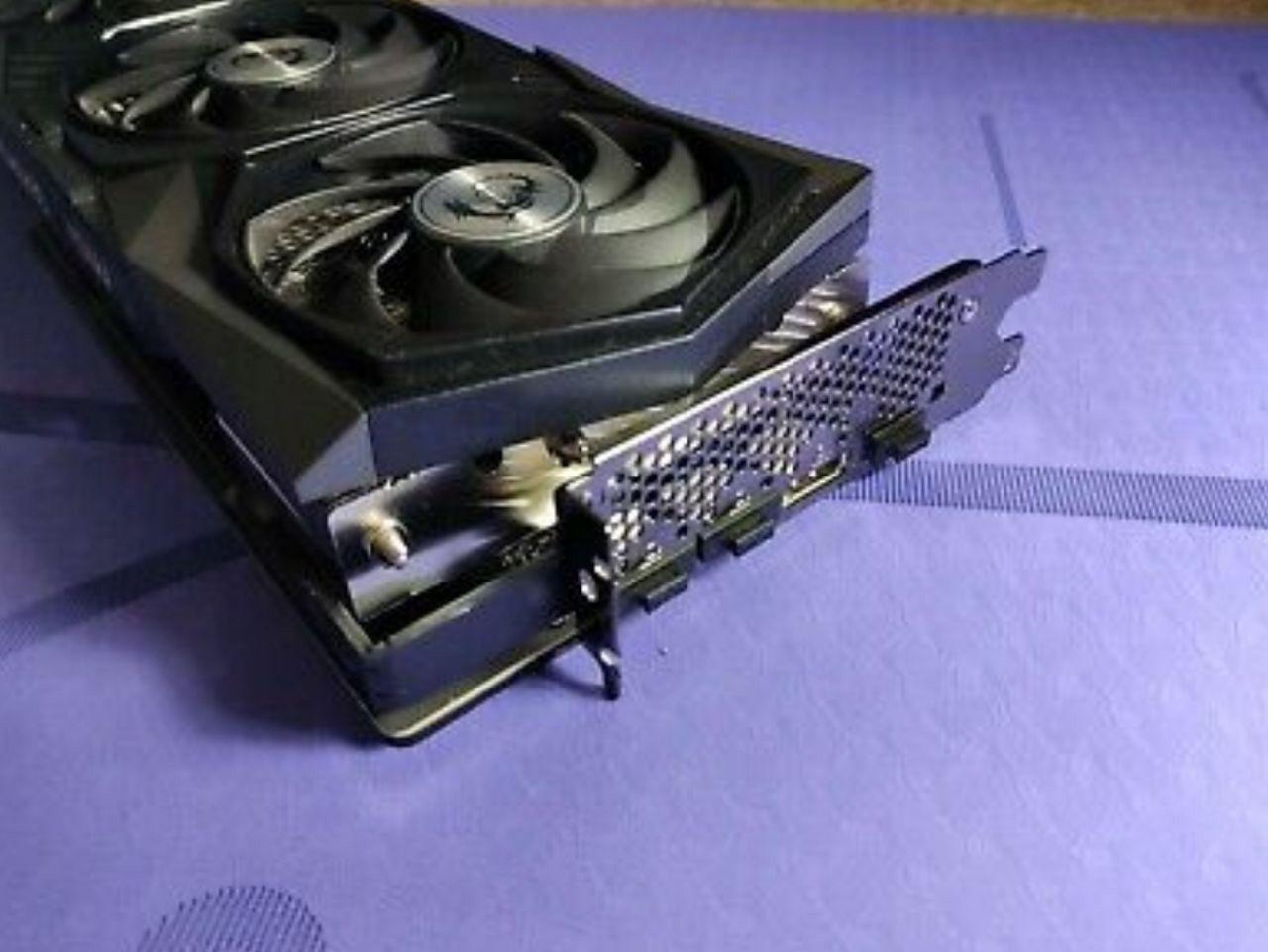 MSI GeForce Rtx 3070 Gaming X Trio 8GB
