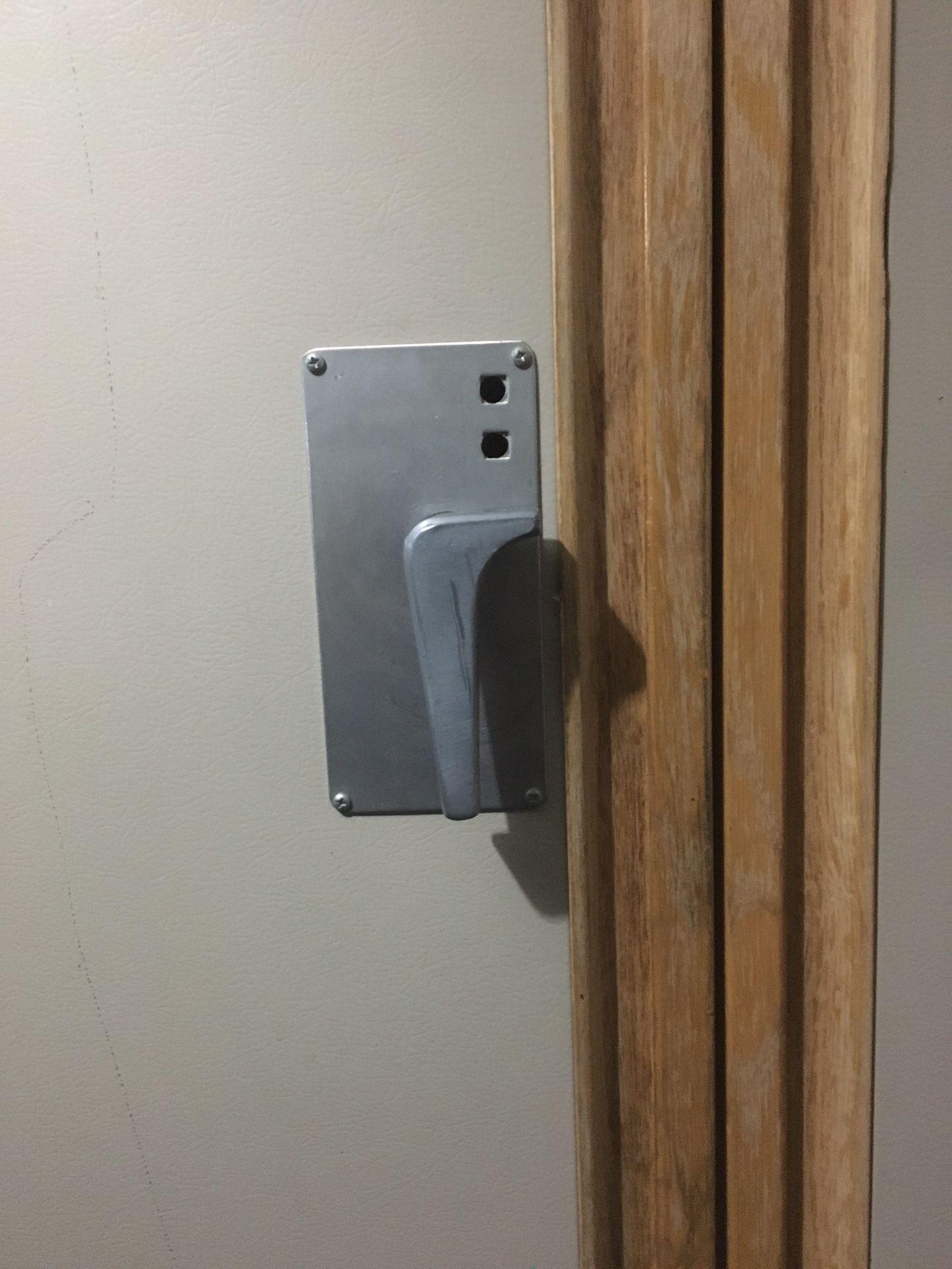 $100 OBO, Wall locker/Storage Cabinet/Military Furniture