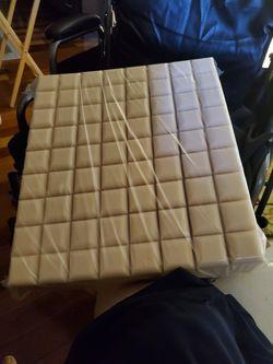Wheelchair seat cushion brand new Thumbnail