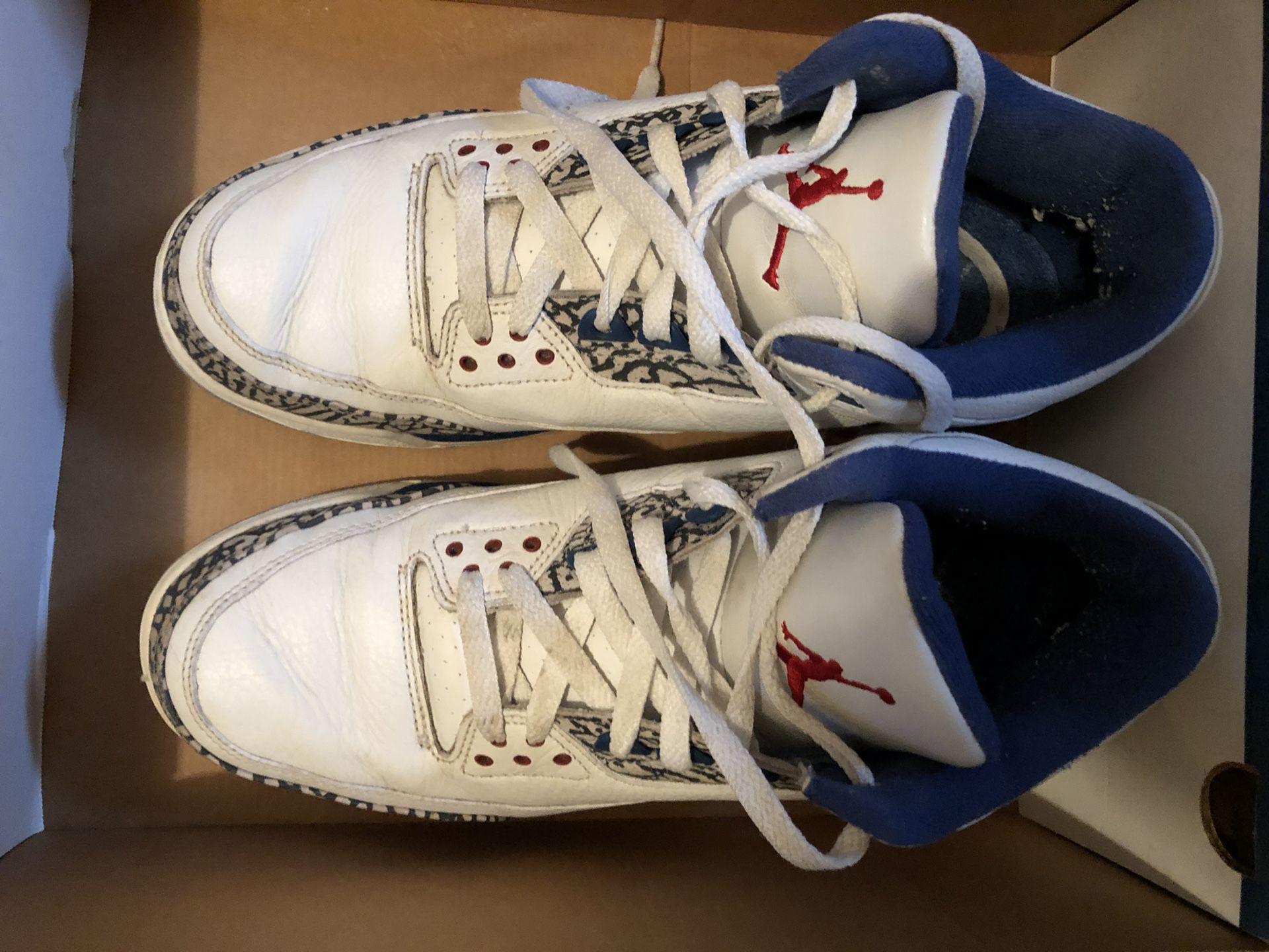 Men's Jordan's Size 11.5