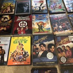 Lots Of DVDs For Sale -some Still New And In Excellent Thumbnail