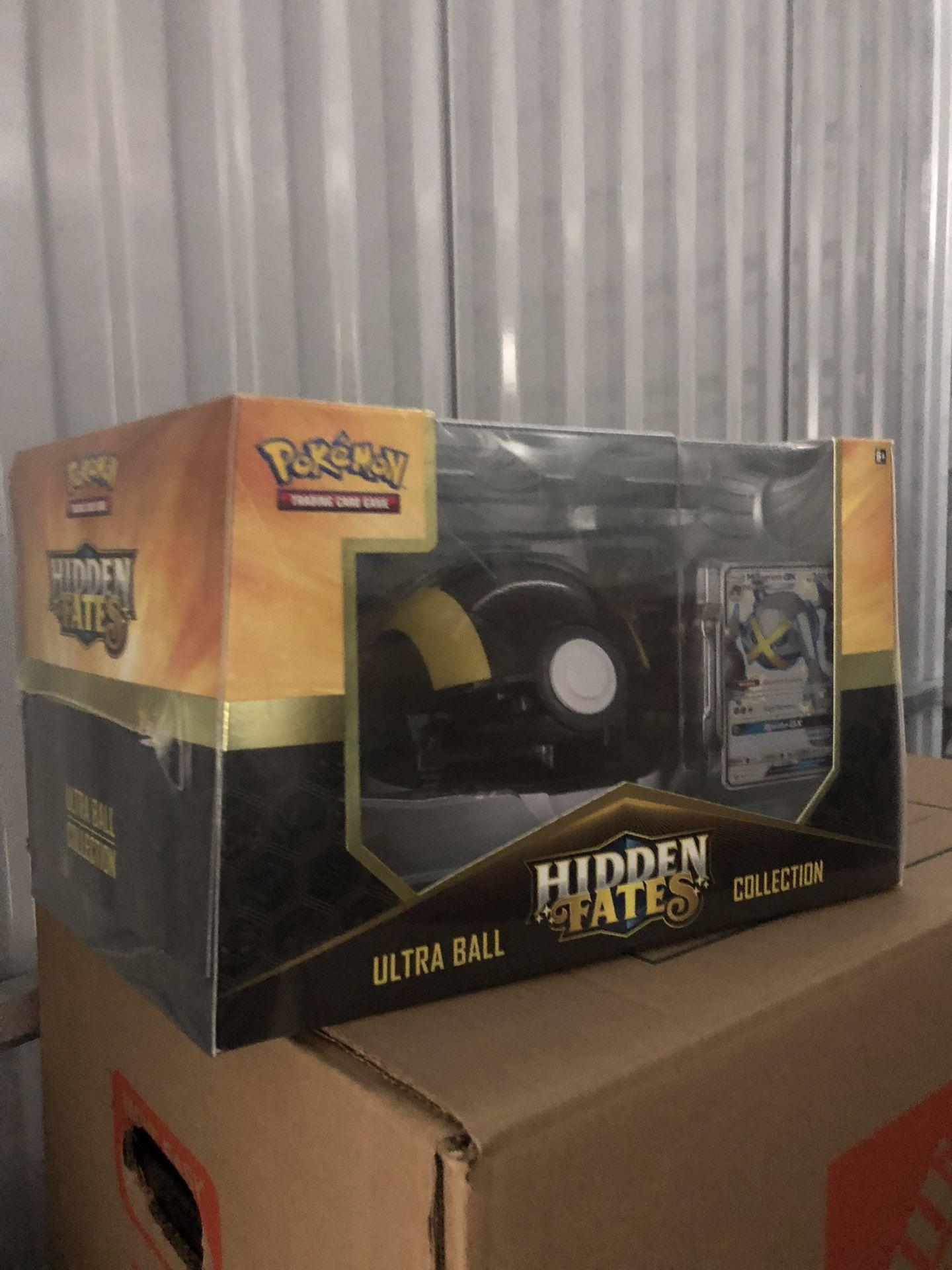 Ultra Ball Hidden Fates Collection Pokemon