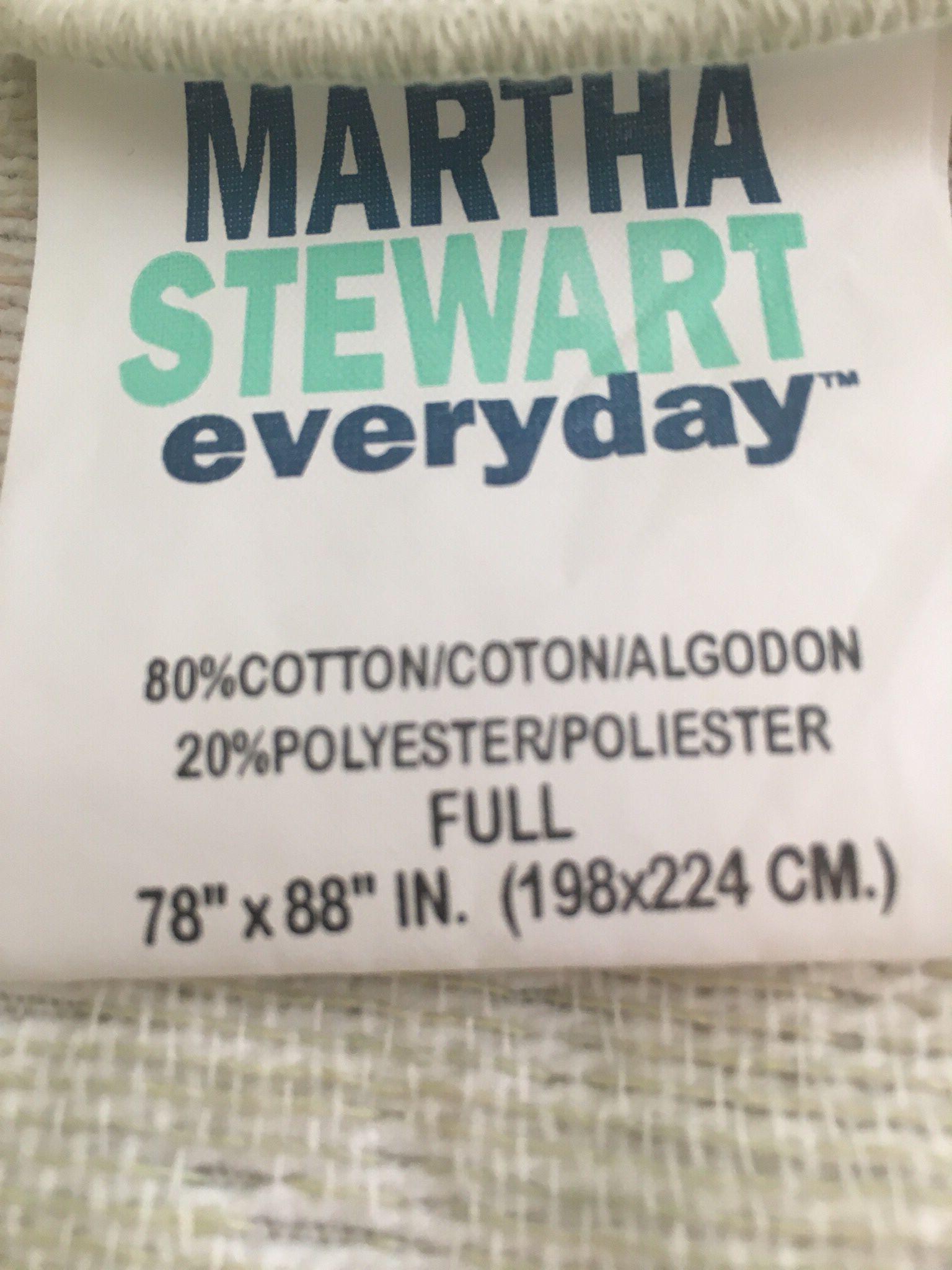 Martha Stewart Full Bedroom Set