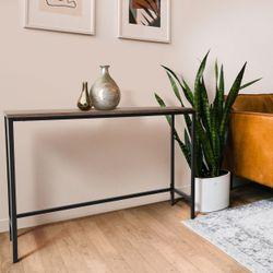 Zenvida Sofa Console Table For Hallway Entryway Living Room Thumbnail