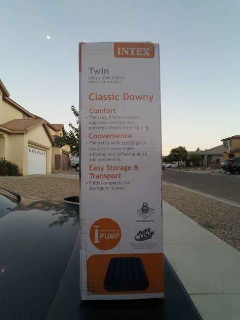 Intex Twin Air Mattress (x2)