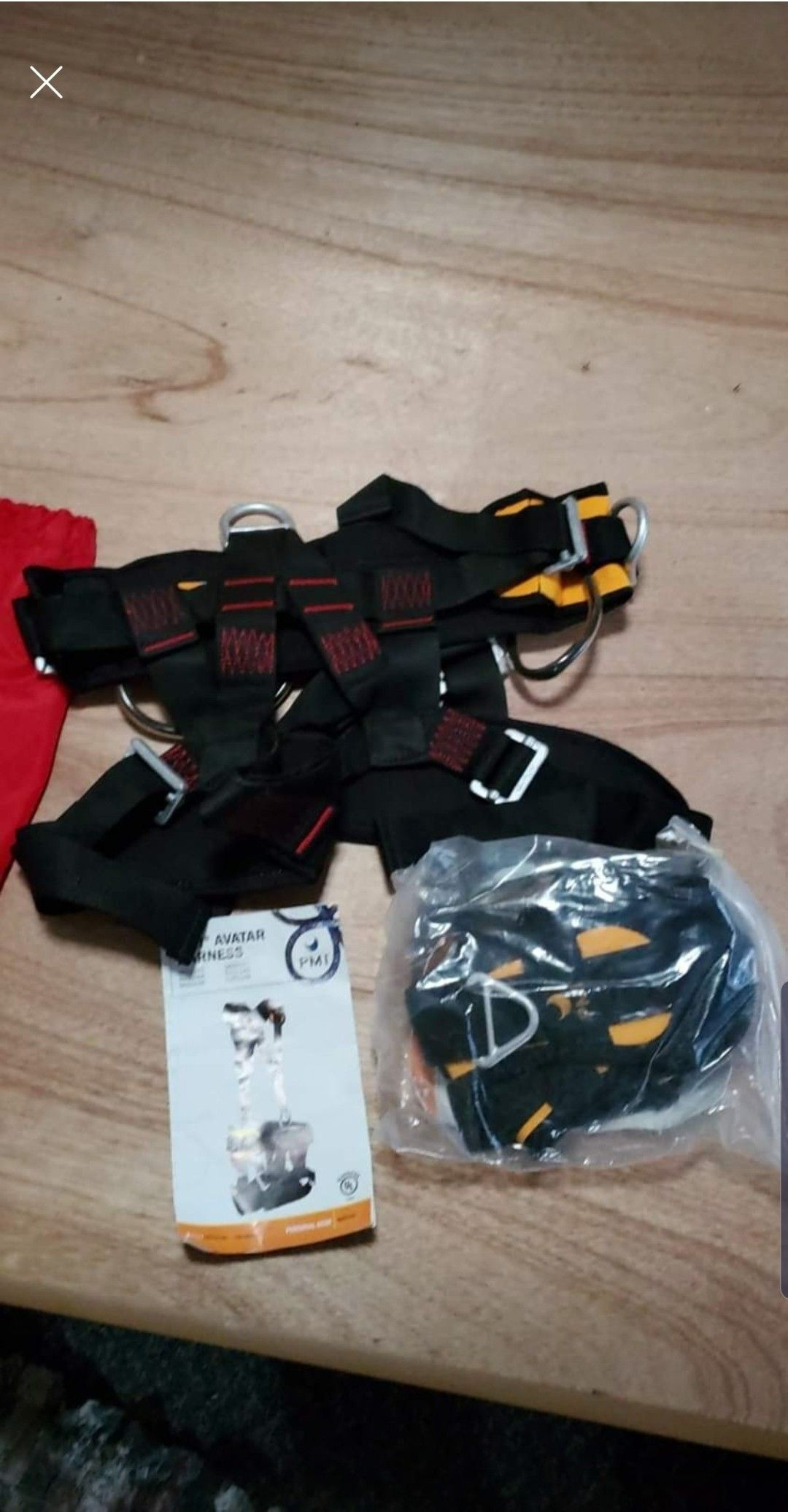 PMI harness