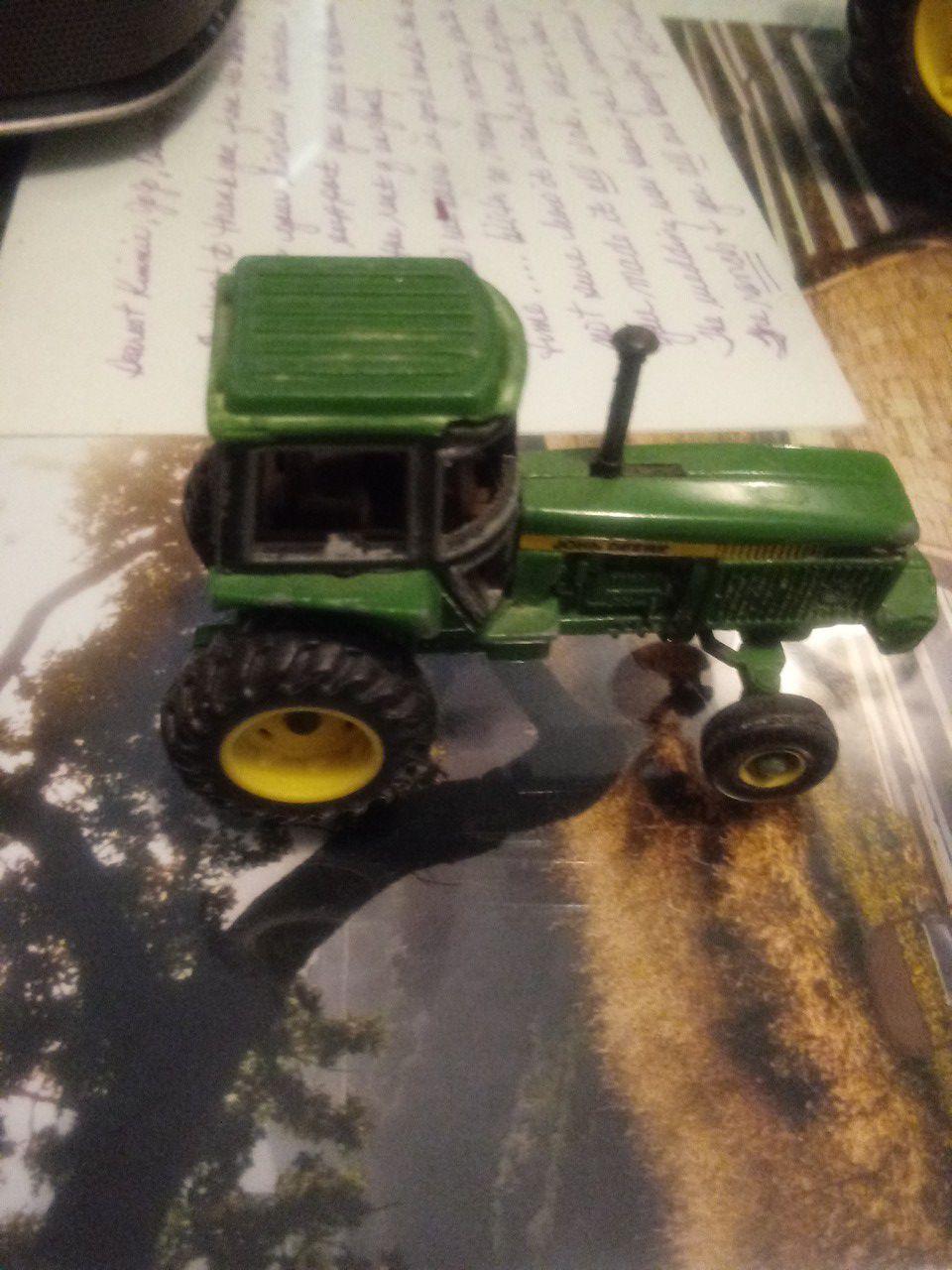 3 John Deere Tractors