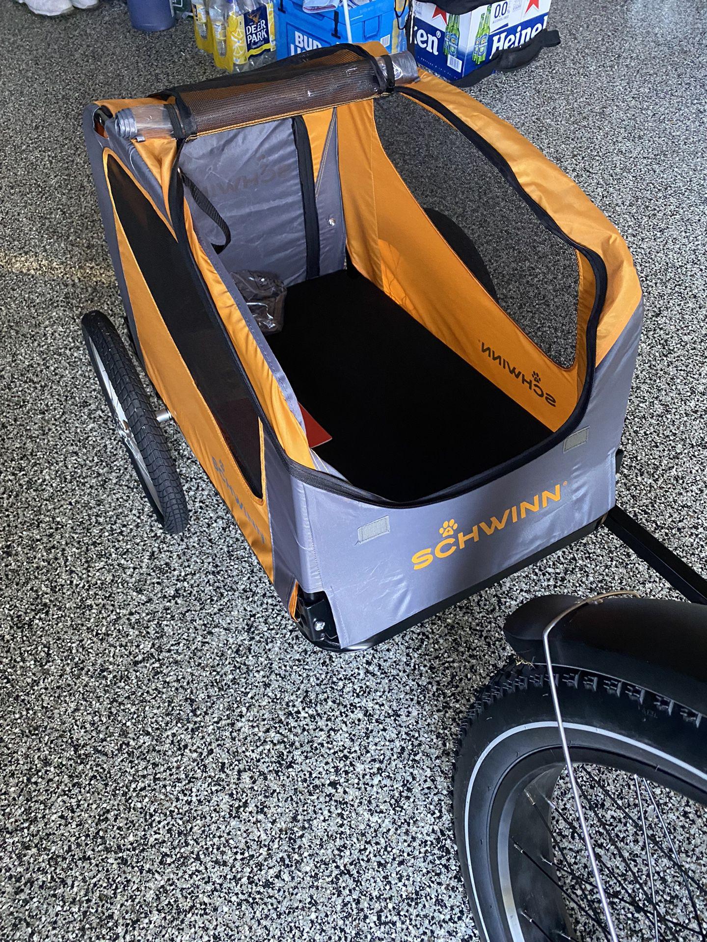Schwinn Pet Bike Trailer