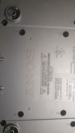 Sony CD player Thumbnail