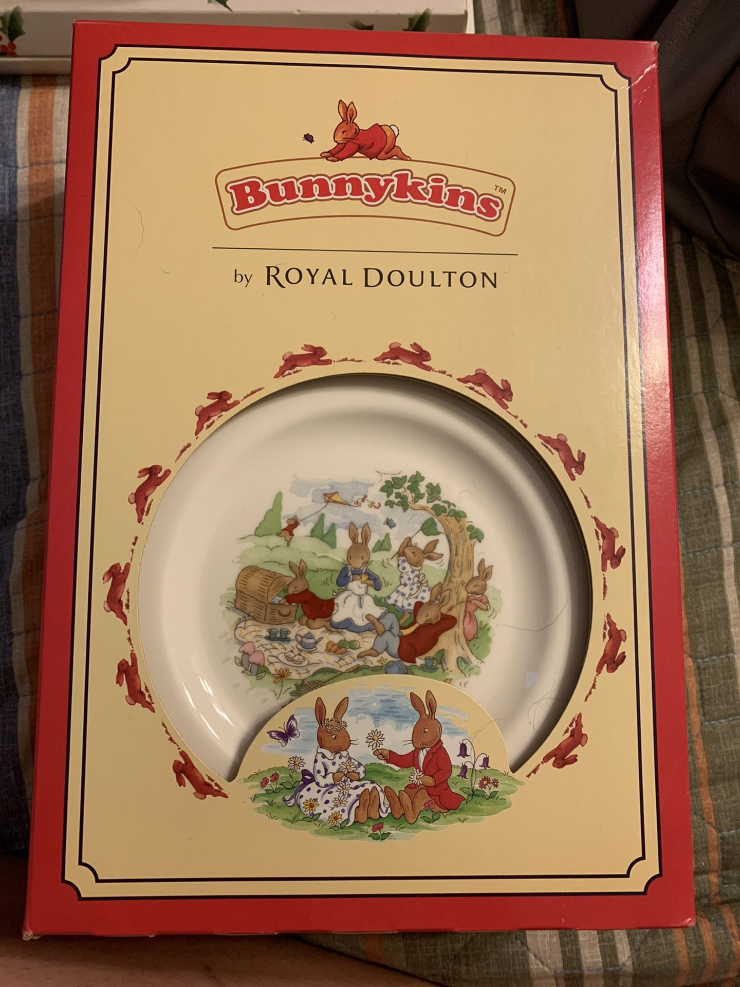Royal Doulton Bunnykins Children's China Set