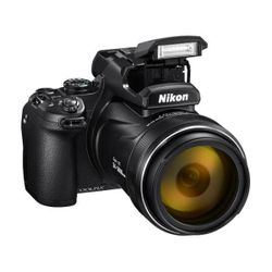 Mind-blowing 3000mm zoom. 4K Ultra HD video. RAW (NRW), macro, time-lapse Bundle With Bag Lens And Accessories. Thumbnail