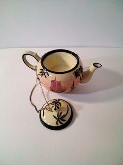 Really Small Tea Pot . Thumbnail