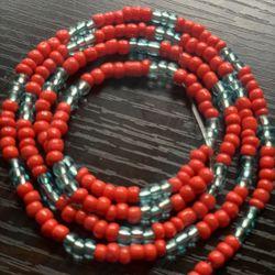 Custom African Beaded Jewelry 💚 Thumbnail