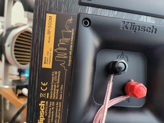 Klipsch RP-500m Thumbnail