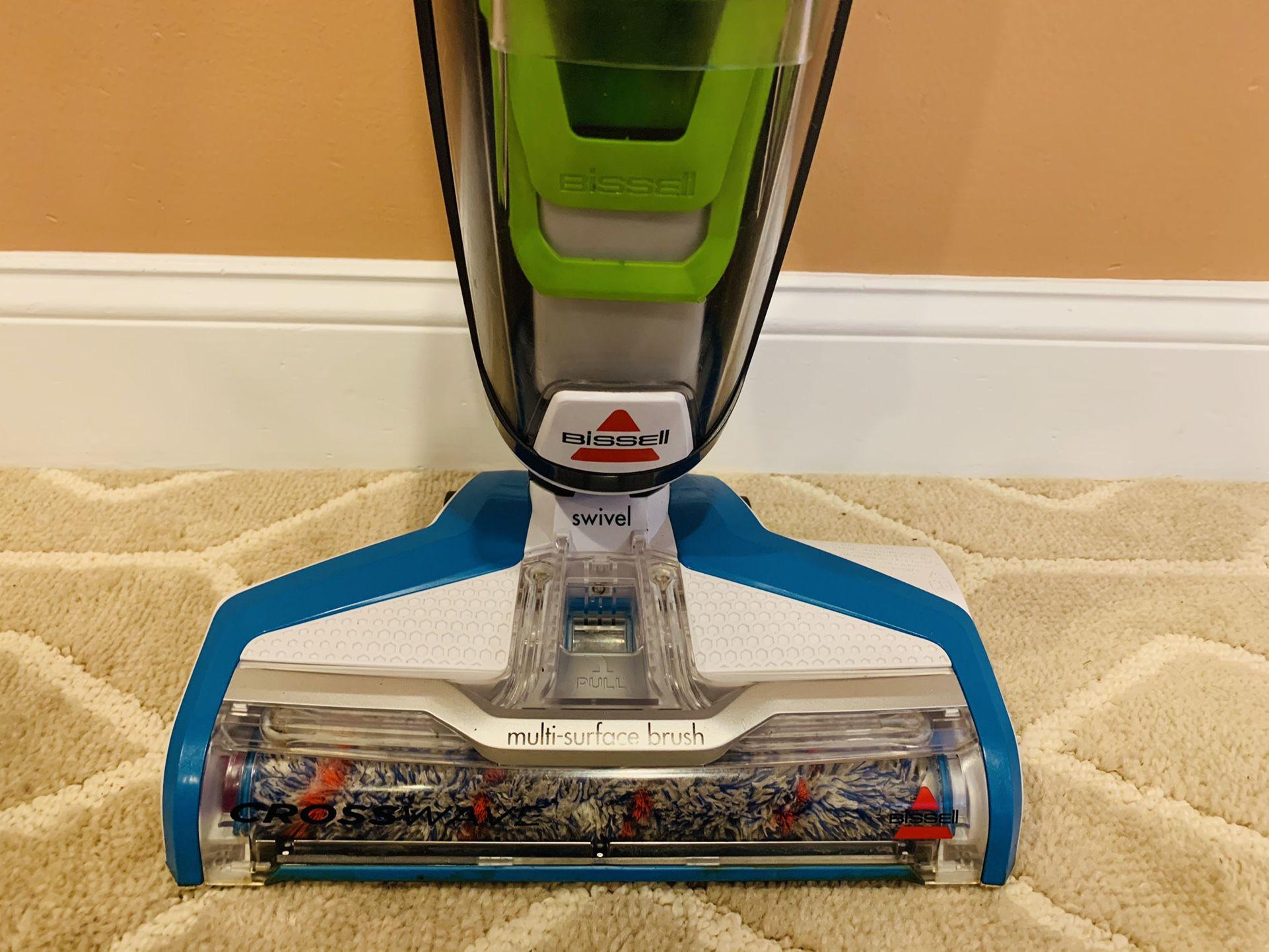 Bissell crosswave 2 In 1 Vacuum & Shampooer