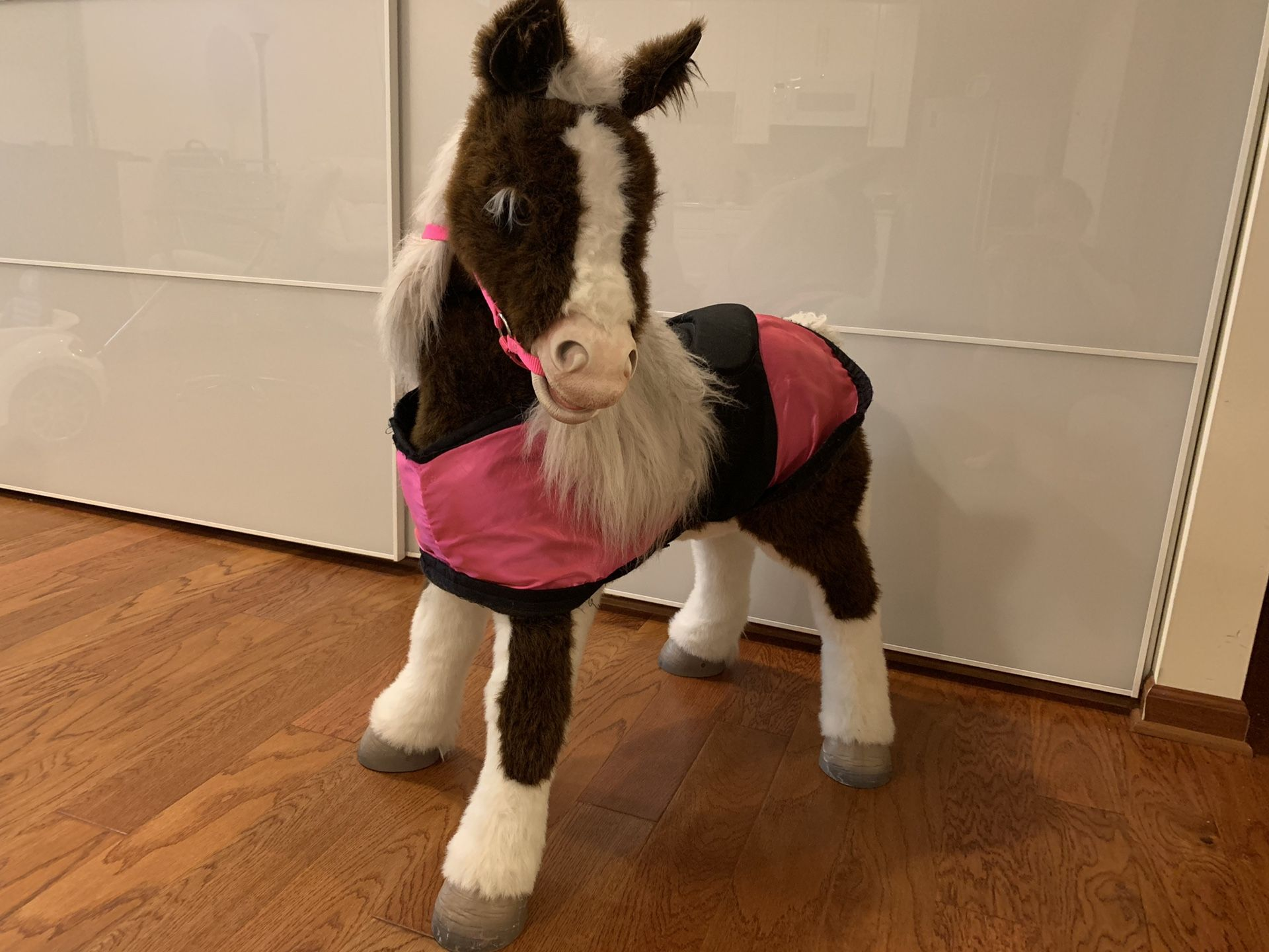 Adorable! Hasbro FurReal Friends S'MORES Interactive Pony Horse - Life Like