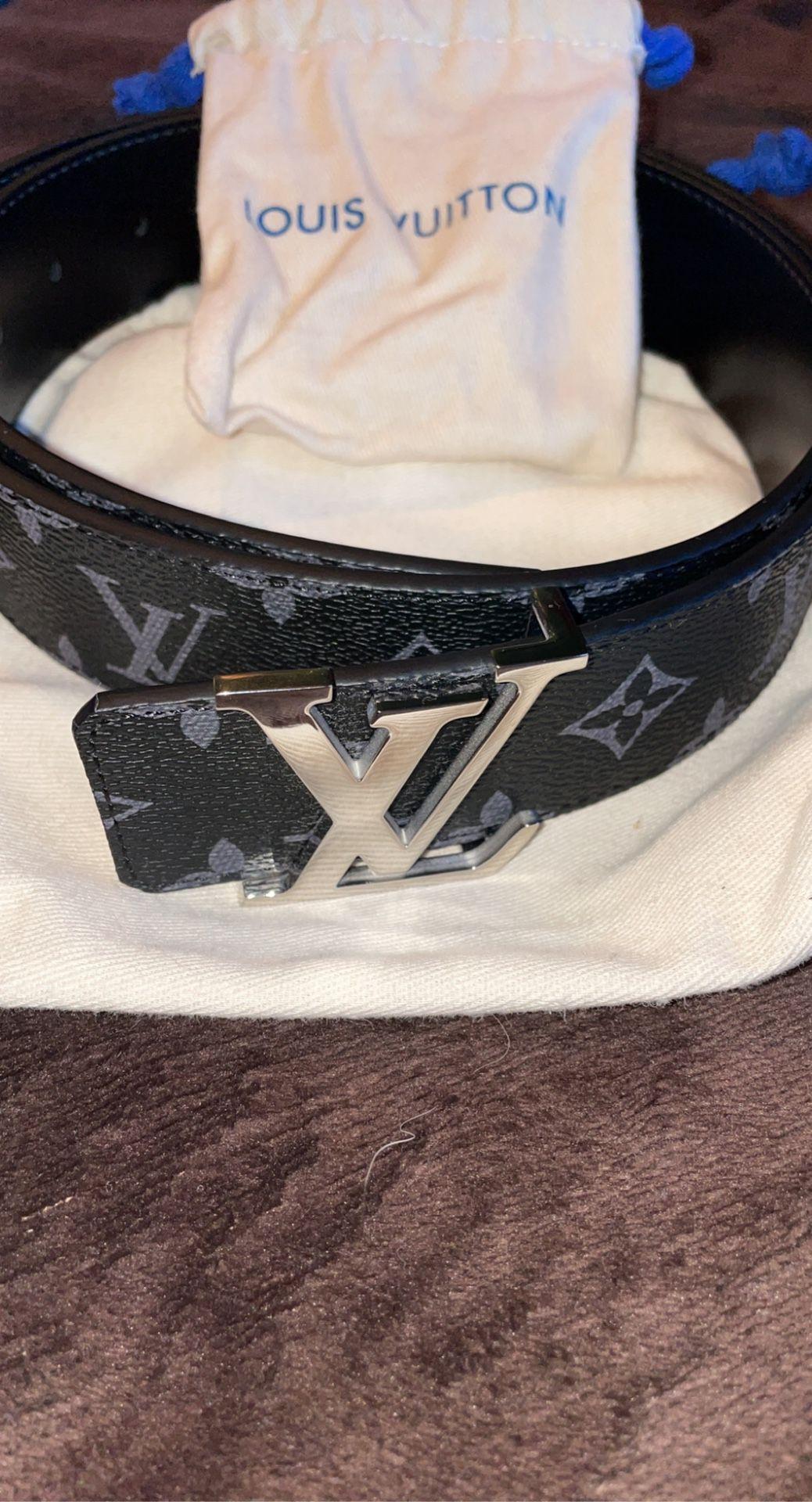 Louis Vuitton X Supreme Belt