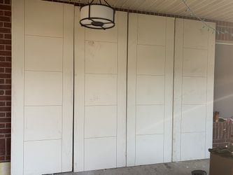 8 'X 32''  Solid Interior Doors  Thumbnail