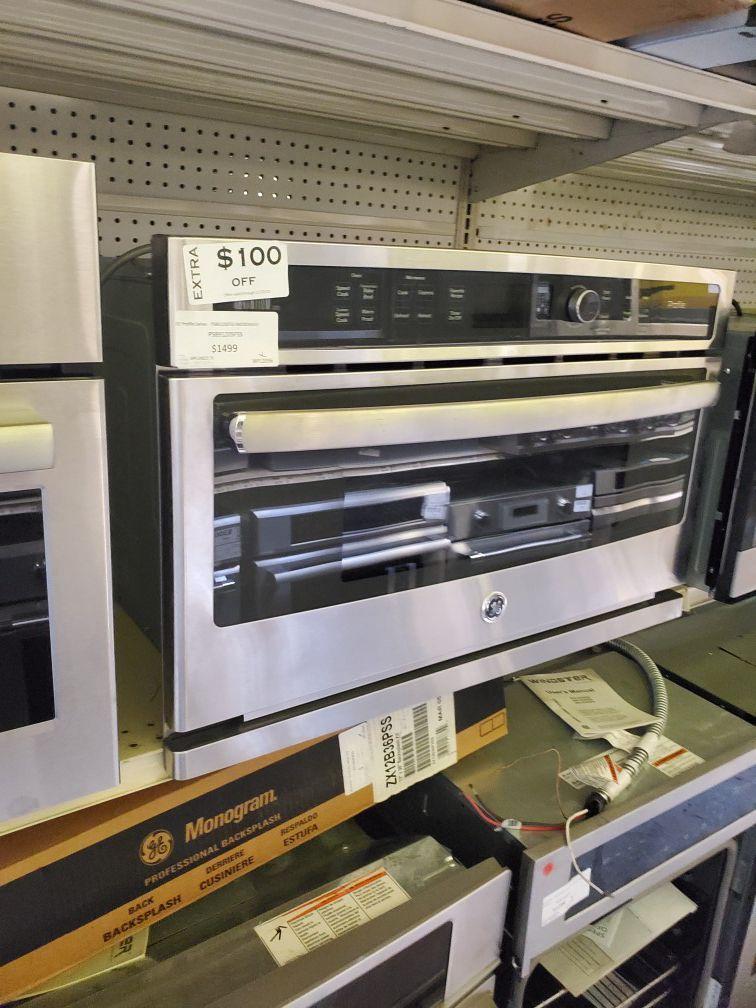 GE Profile Built in Microwave