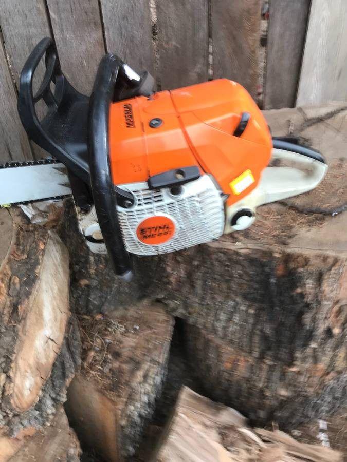 Stihl 441 Chainsaw