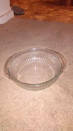 Pyrex glass bowl Thumbnail