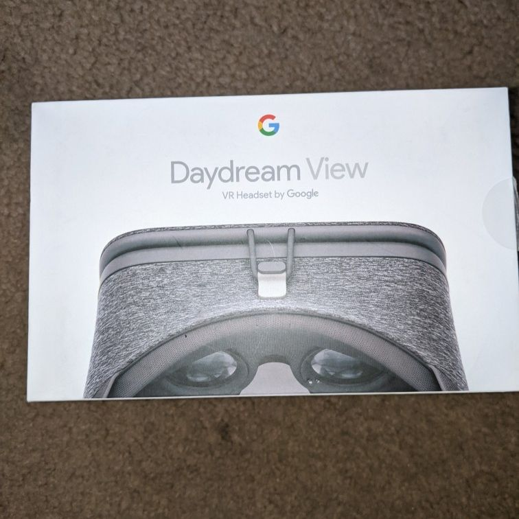 Google Daydream View VR Smartphonev Viewer With Controller