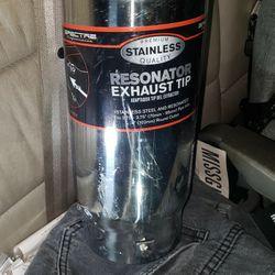 Exhaust Tip Brand New  Thumbnail