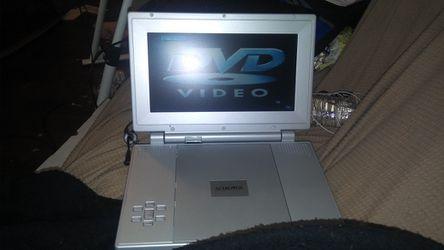 Portable dvd player Thumbnail