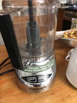 Personal mini blender and food processor Thumbnail