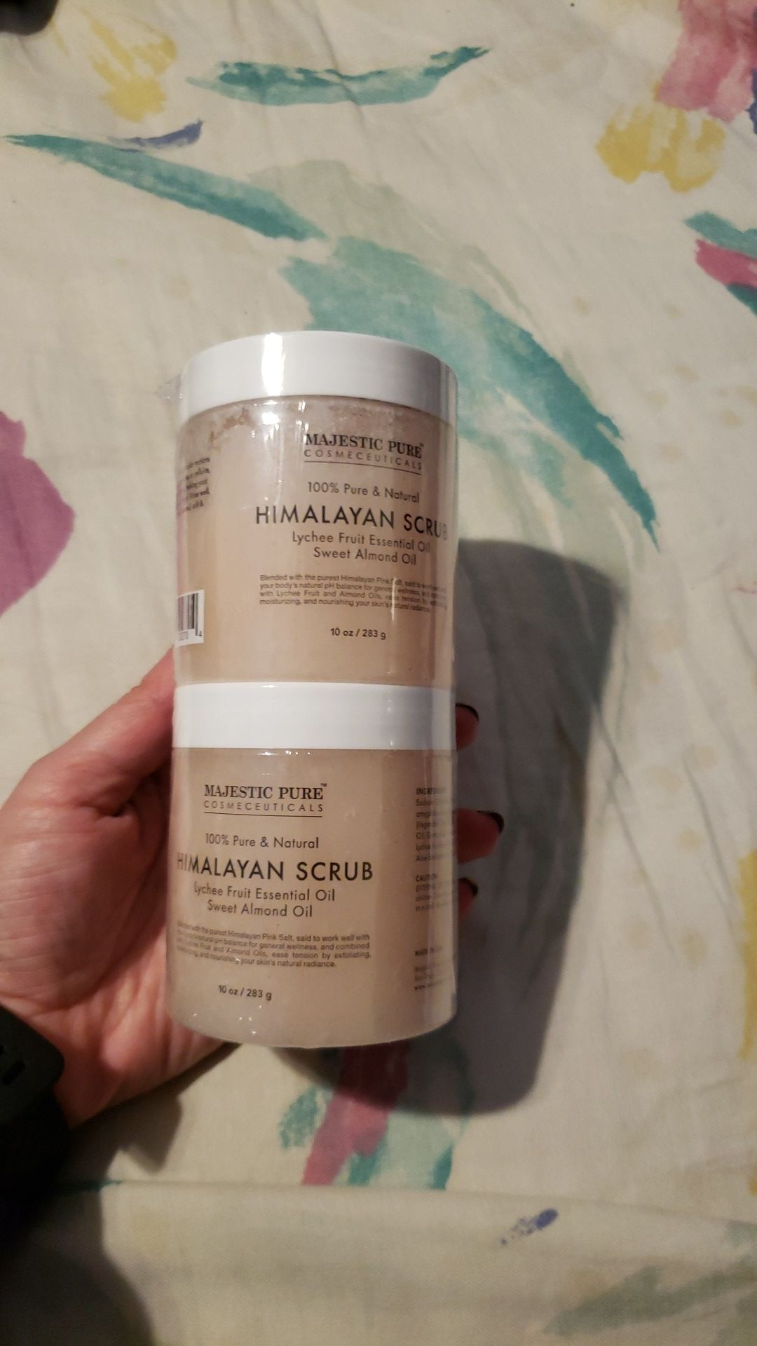 Himalayan scrub -2 pack