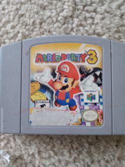 Mario party 3 Thumbnail