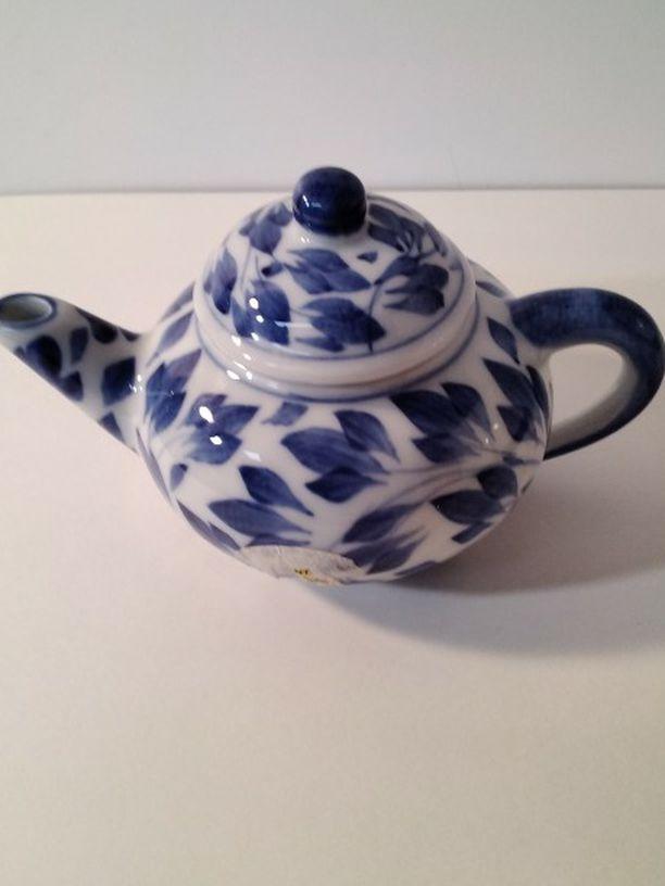 Very Small Tea Pot .