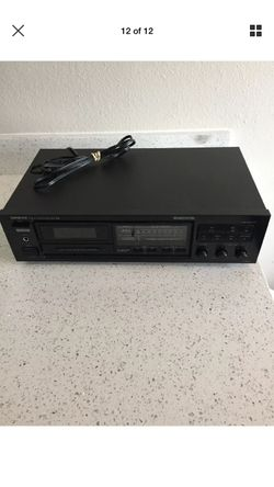 Vintage onkyo TA-2000 stereo cosset deck recorder/ player he pro Dolby Thumbnail