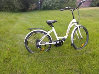 26 inch Brand New Women's ecotric electric bike Thumbnail
