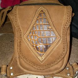 Leather Waist Bag Thumbnail