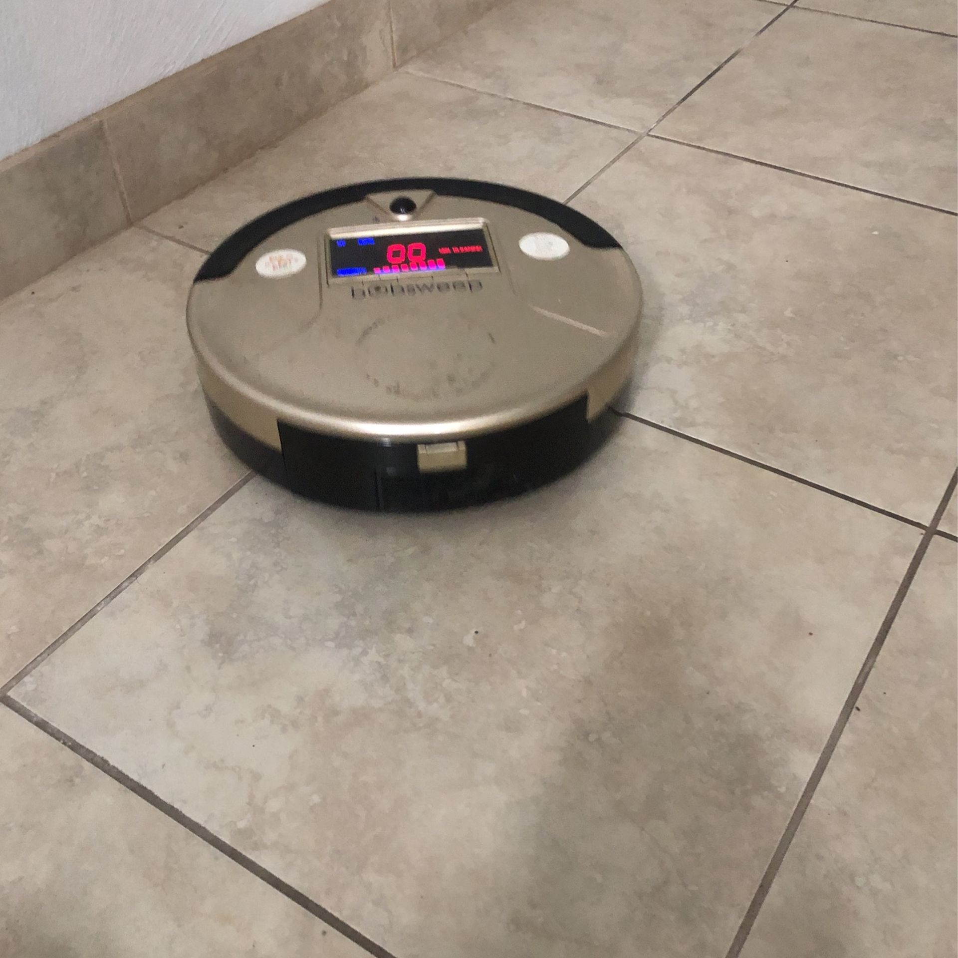 Bobsweep Automatic Robot Vacuum