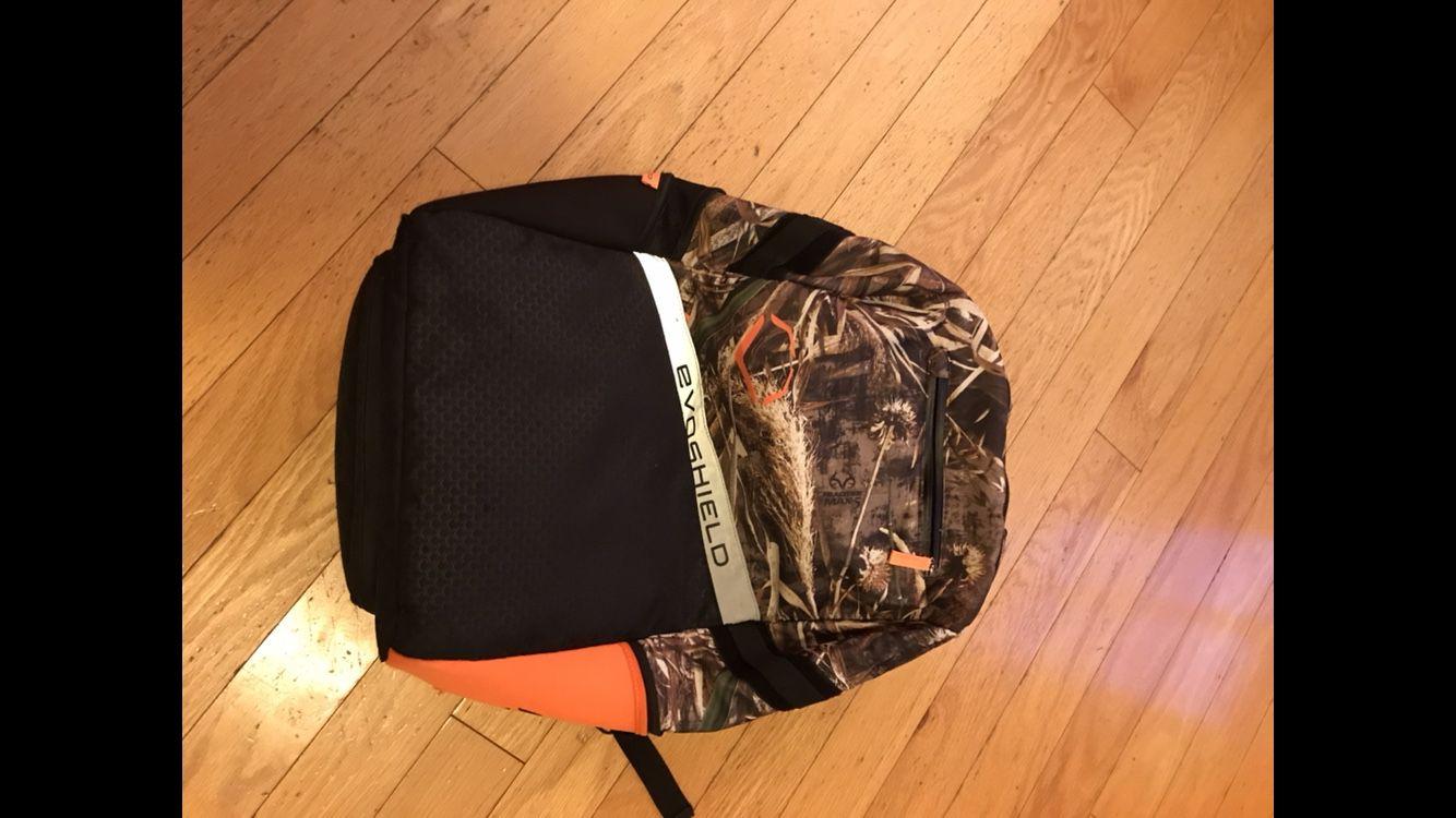 Evoshield Baseball backpack