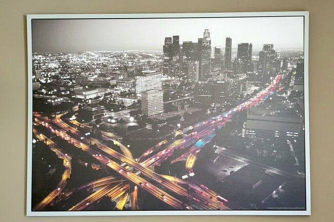 Print Of Los Angeles