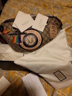 Gucci courrier gg Supreme belt bag Thumbnail