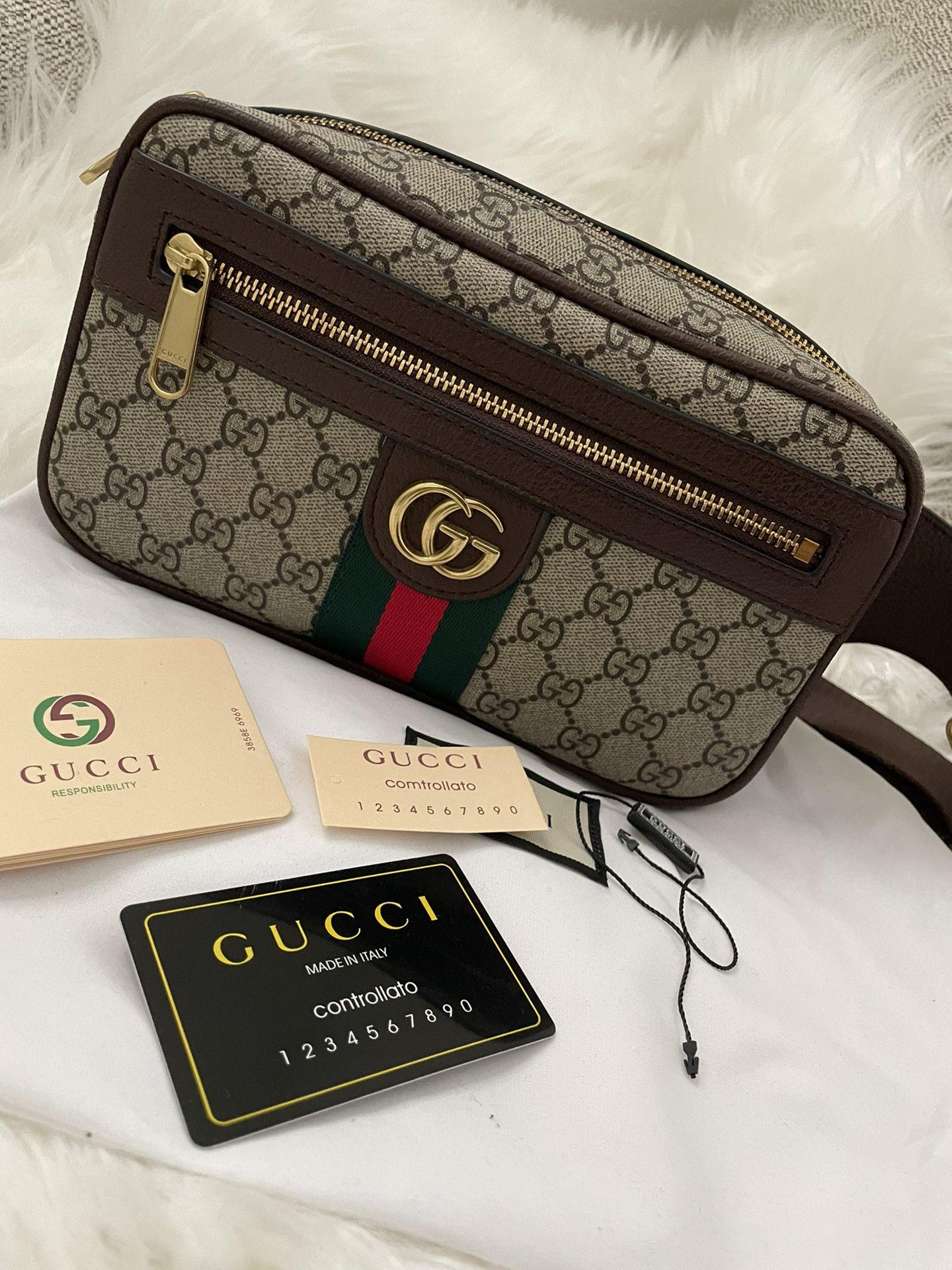 GG Supreme Belt Bag Bumbag