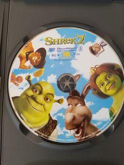 Shrek 2 Dvd Thumbnail